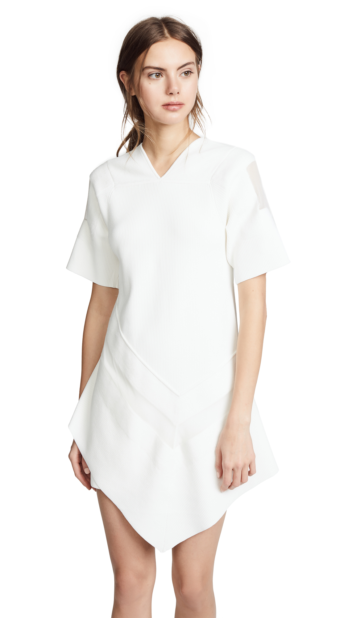 3.1 Phillip Lim Needle Punch Handkerchief Dress
