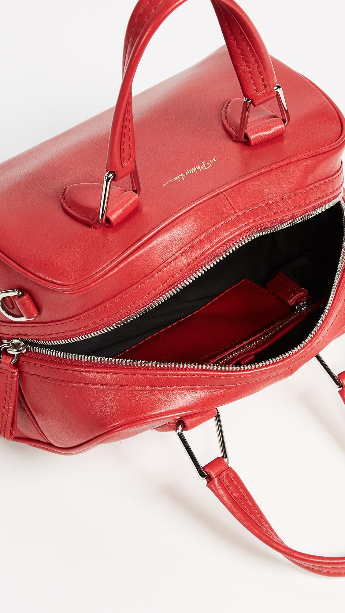 926d68bdca 3.1 Phillip Lim Ray Small Flight Bag