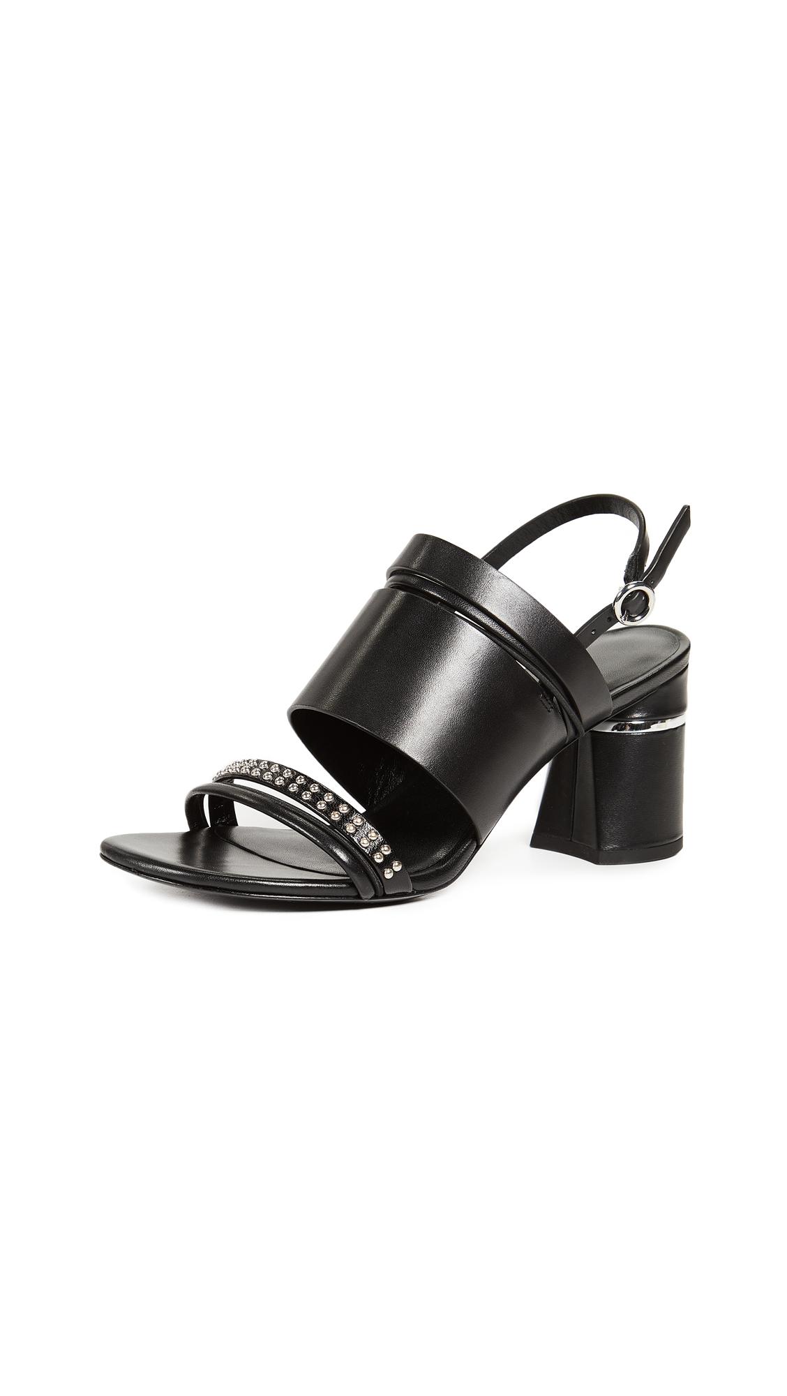 3.1 Phillip Lim Drum 70mm Multi Strap Sandals
