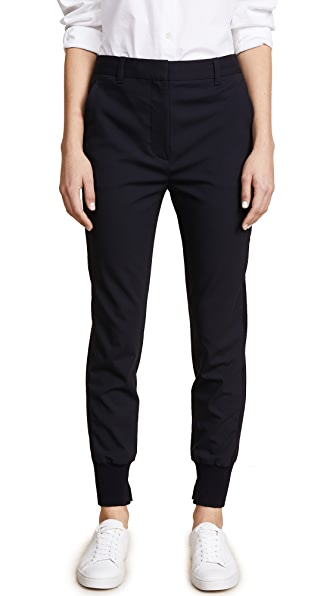 3.1 Phillip Lim Jogger Pants In Navy