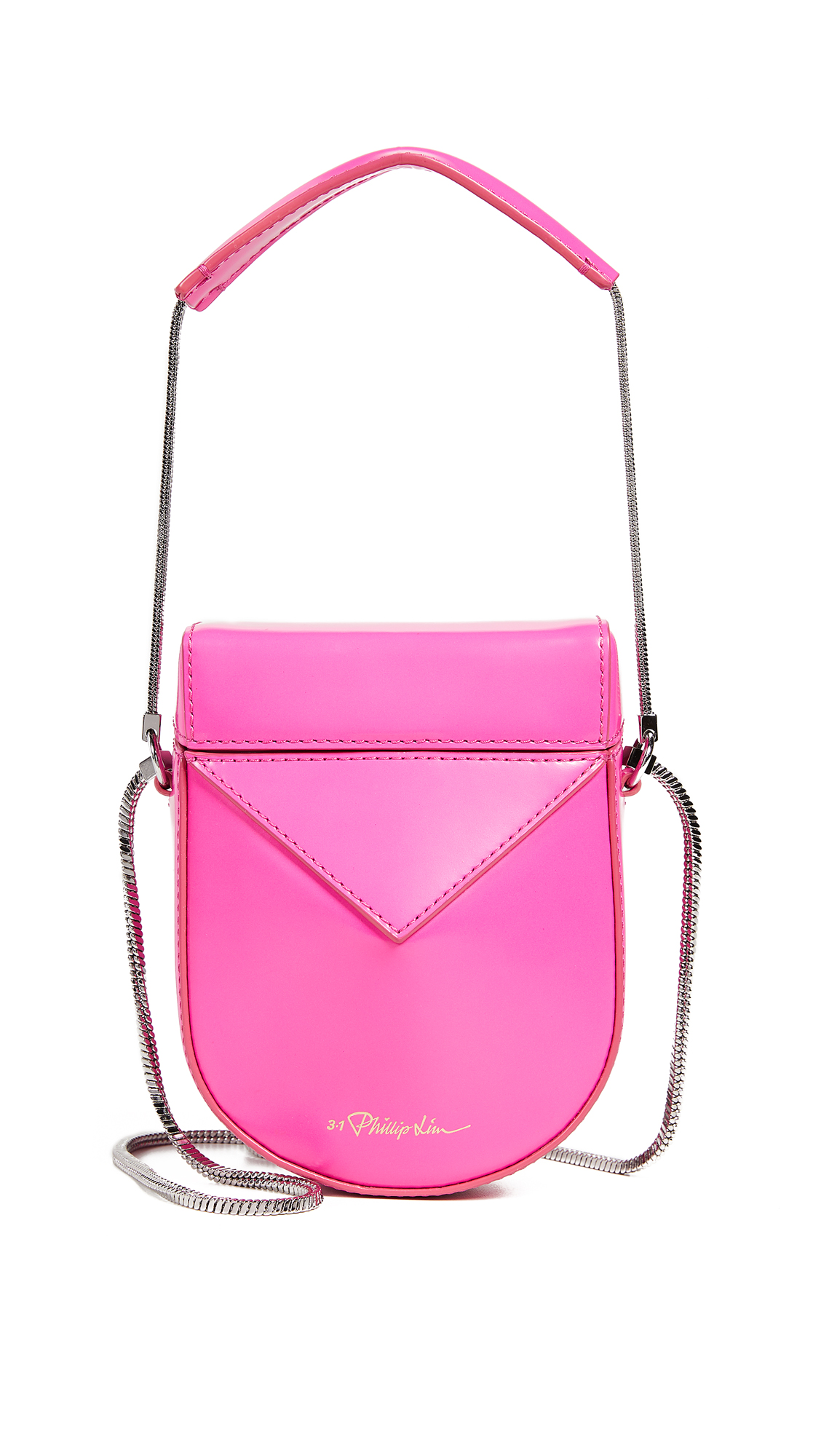 SMALL CROSS BODY BAG WITH CHAIN