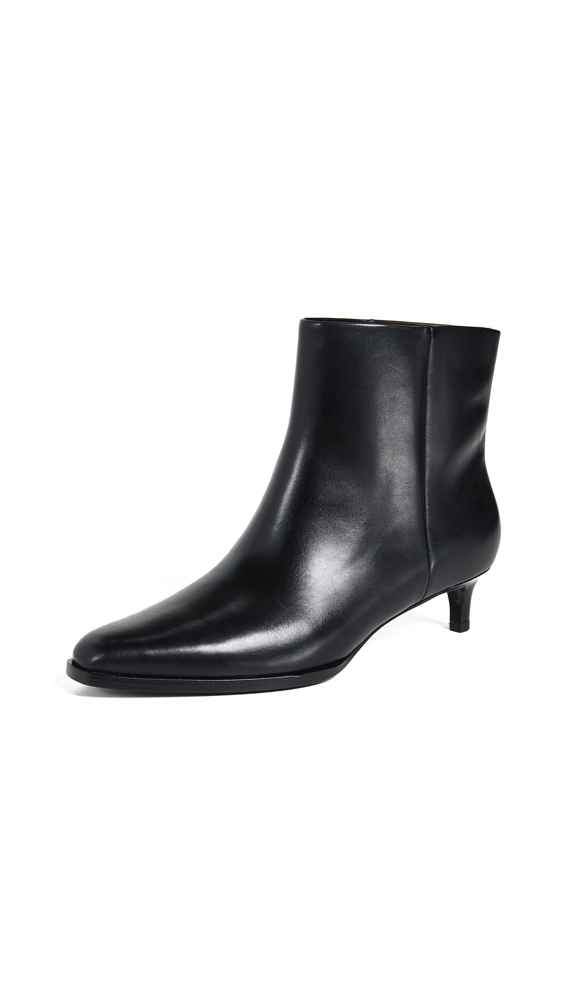 3.1 Phillip Lim Agatha Ankle Booties - Black