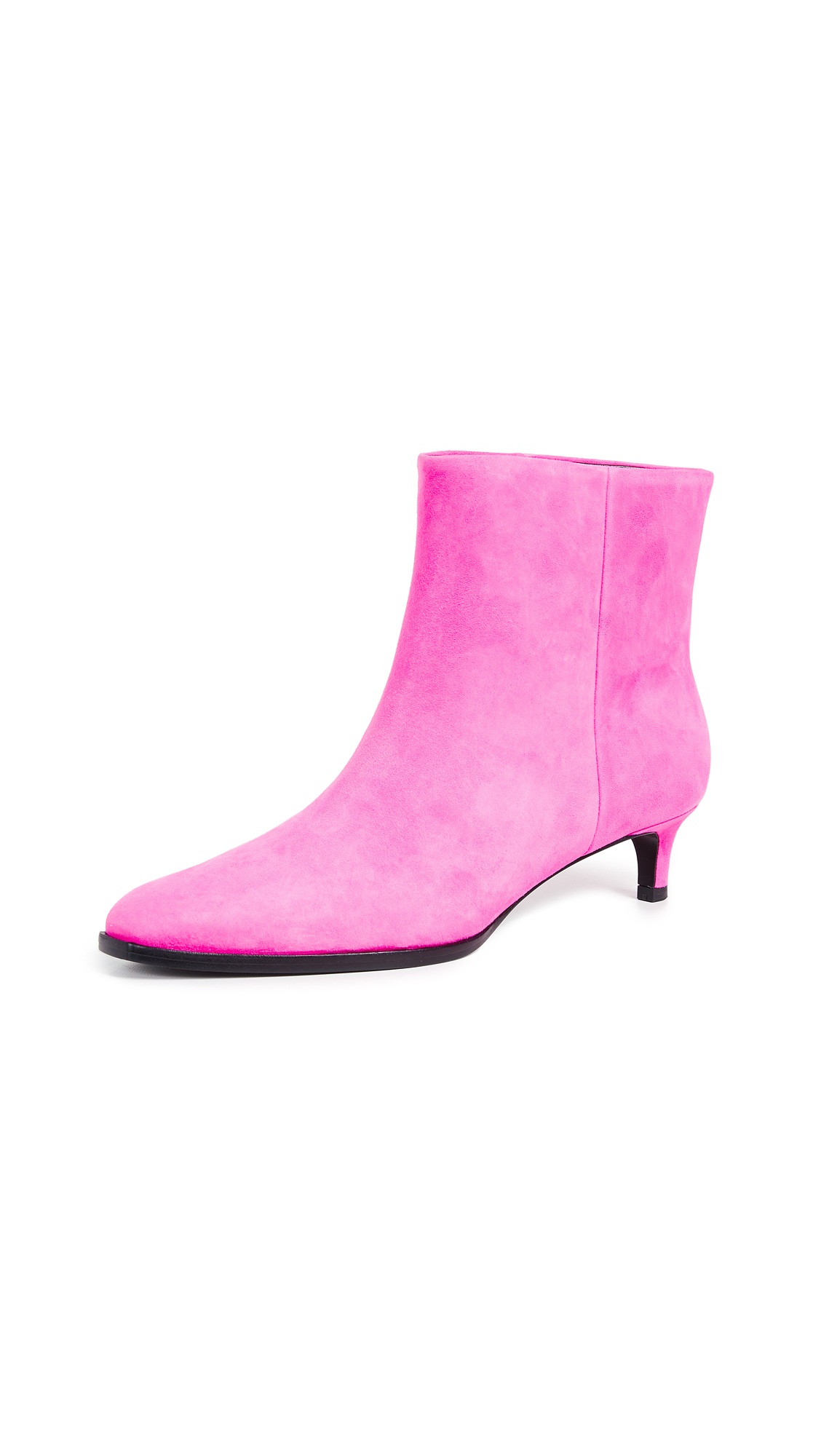 3.1 Phillip Lim Agatha Ankle Booties - Neon Pink