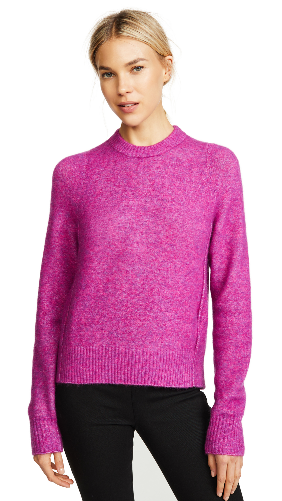3.1 Phillip Lim Sweaters Inset Shoulder Pullover