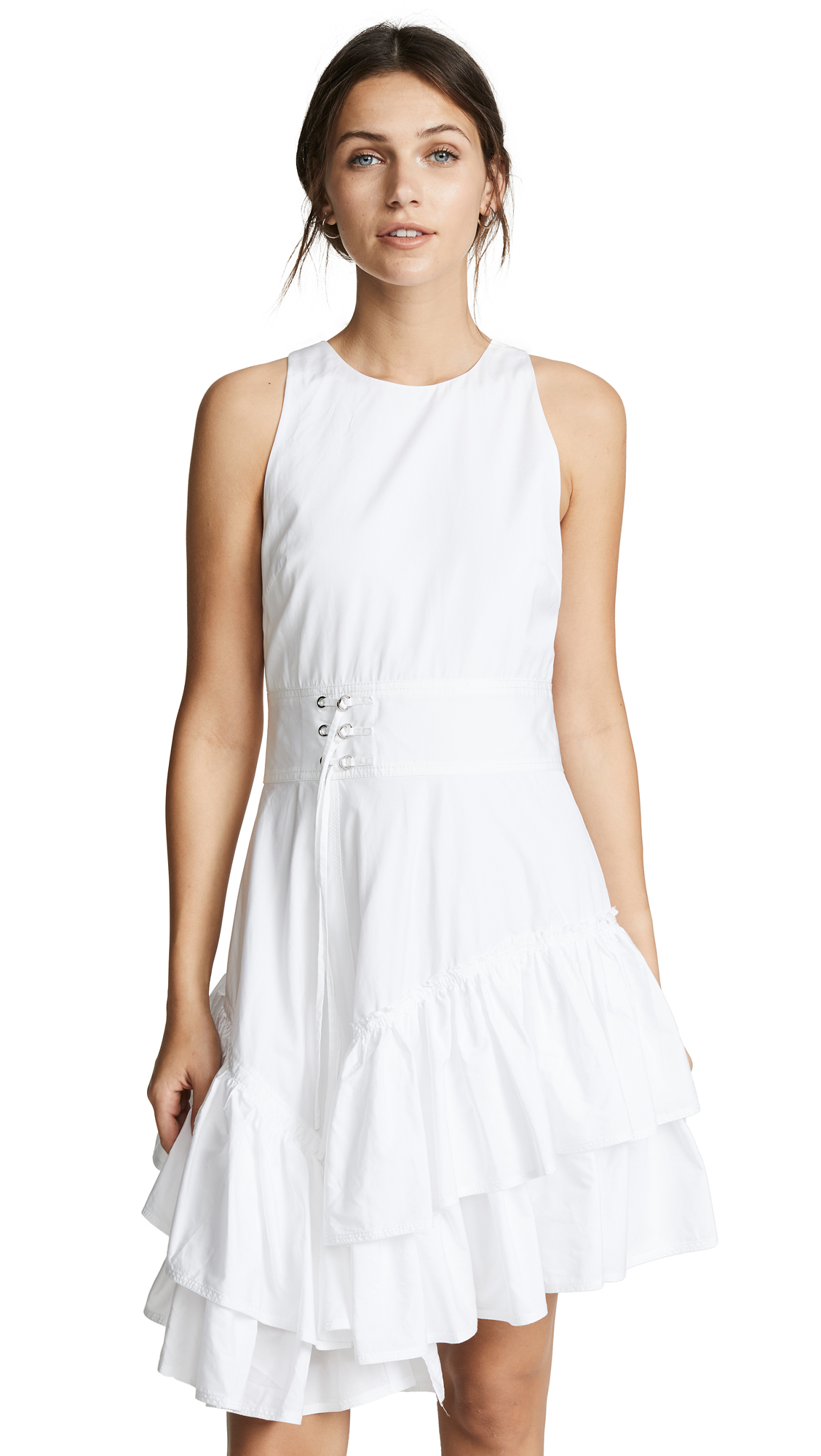 3.1 Phillip Lim Ruffle Flamenco Dress