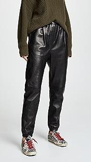 3.1 Phillip Lim 皮运动裤