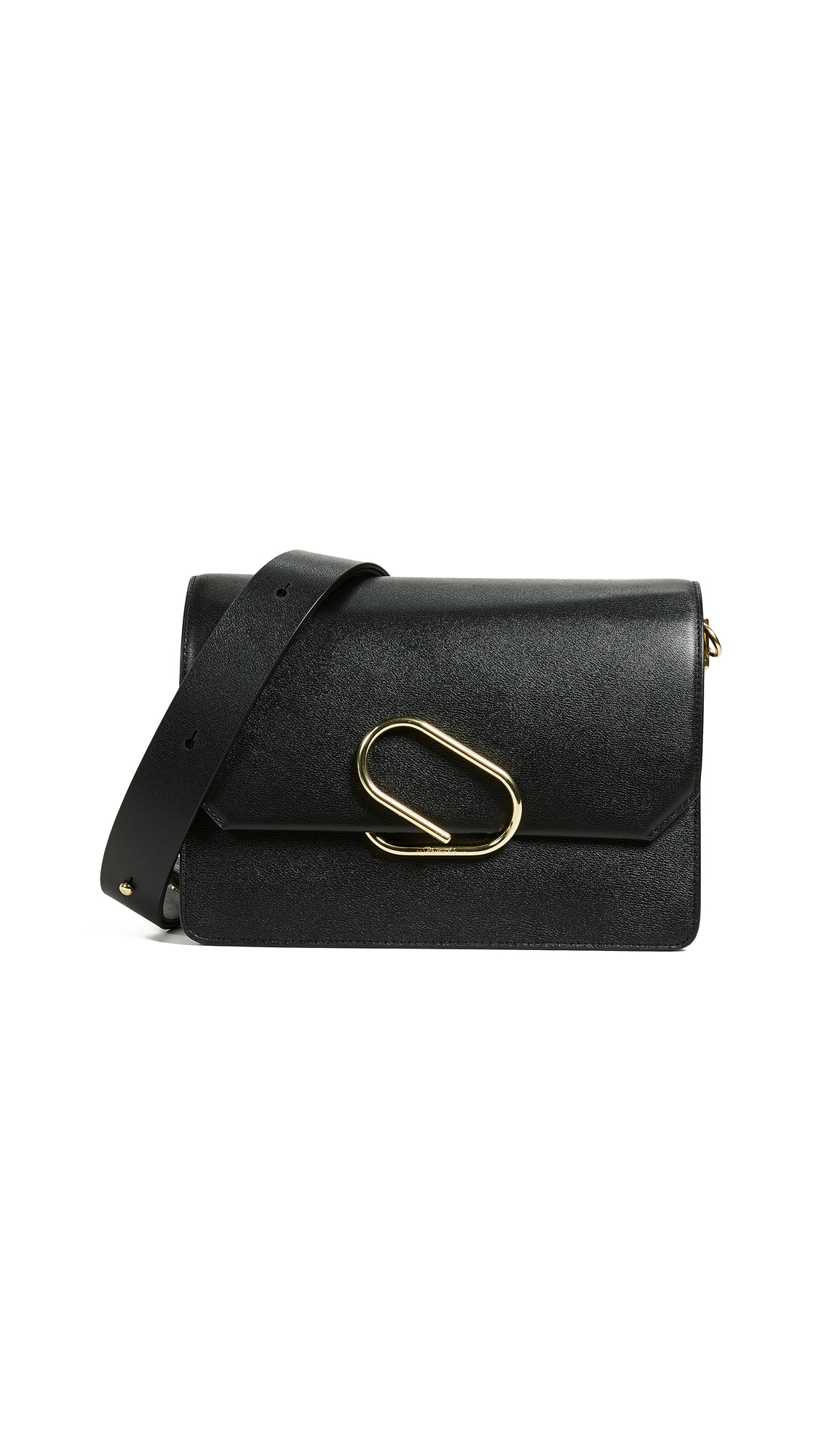 3.1 Phillip Lim Alix Shoulder Bag - Black