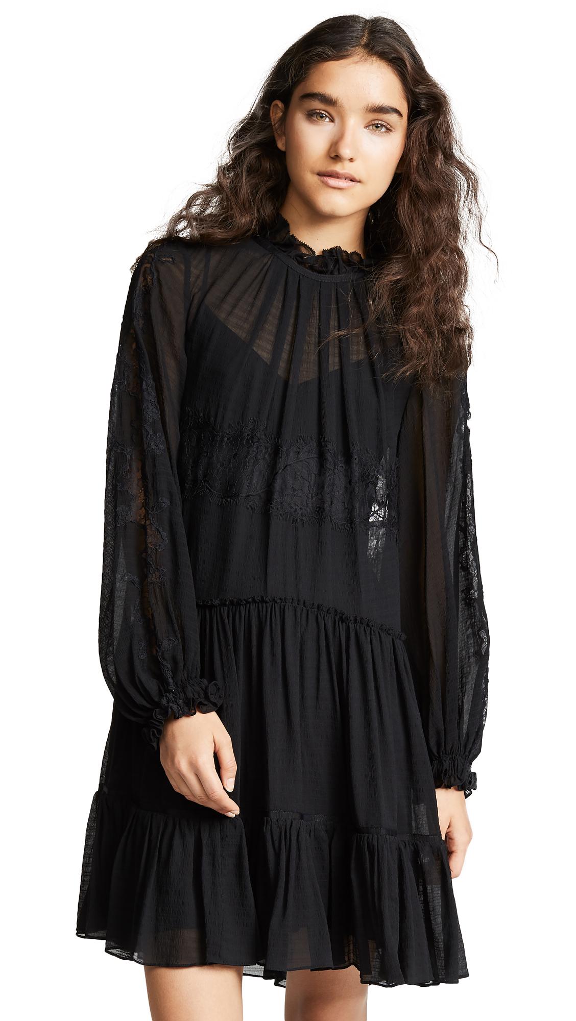3.1 Phillip Lim Short Lace Dress