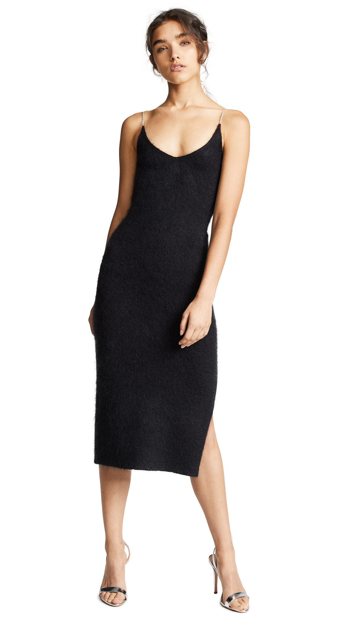 3.1 Phillip Lim Brushed Mohair Tank Dress