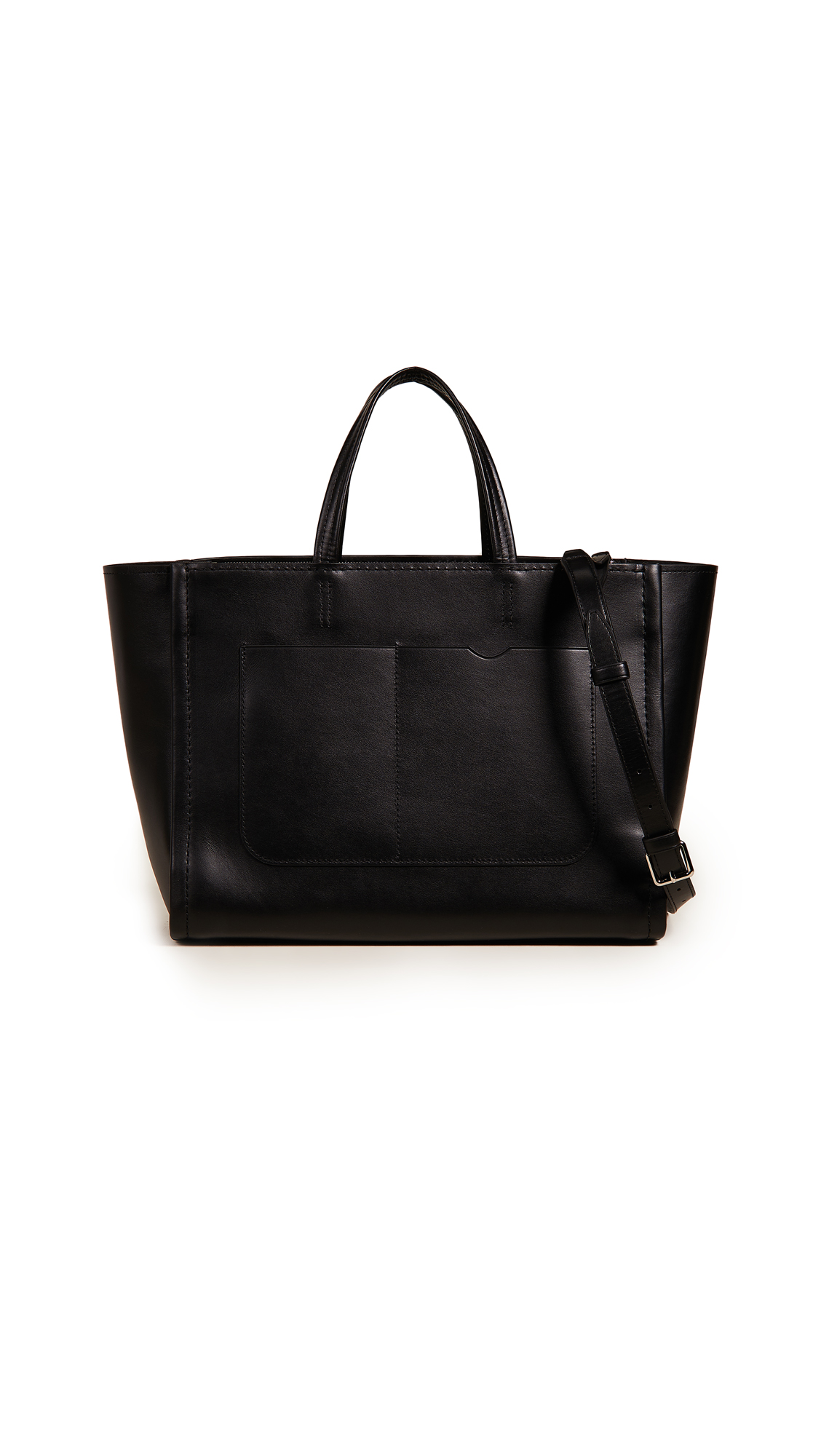 3.1 Phillip Lim Hudson City Tote - Black