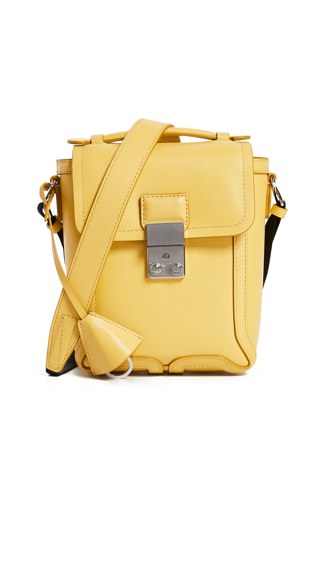 3.1 Phillip Lim Pashli Camera Bag - Lemon