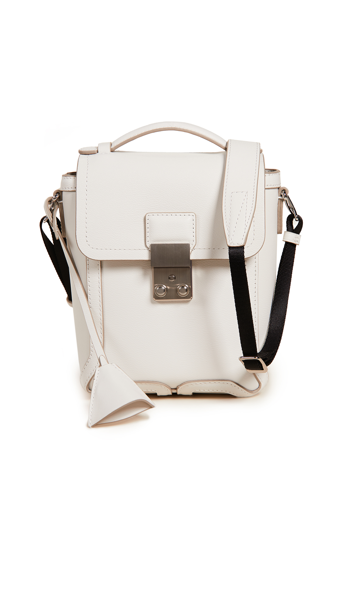3.1 Phillip Lim Pashli Camera Bag - Antique White