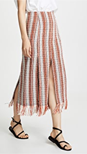 3.1 Phillip Lim Finger Berber Skirt