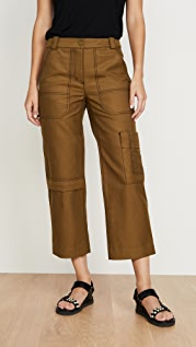 3.1 Phillip Lim Twill Cargo Pants