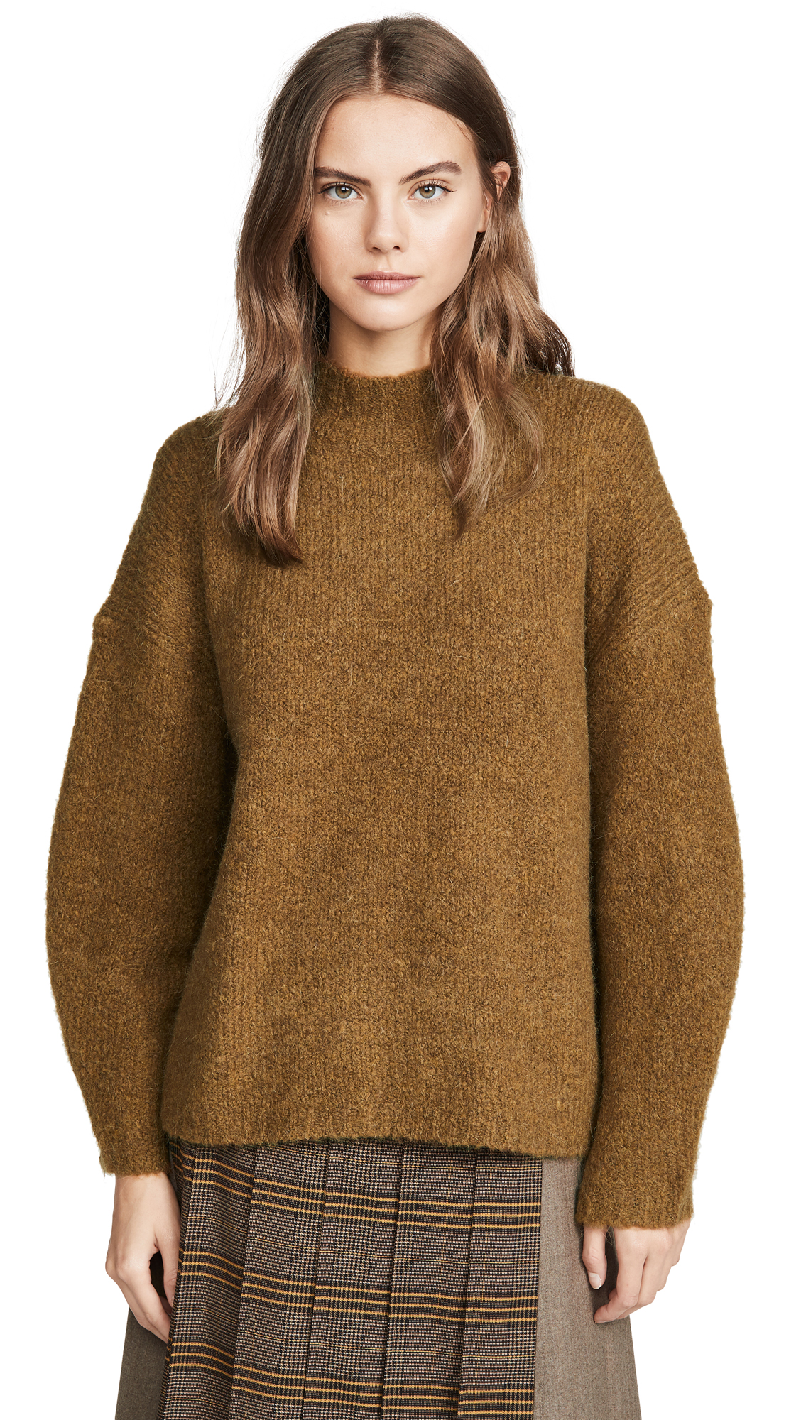 Buy 3.1 Phillip Lim online - photo of 3.1 Phillip Lim Long Sleeve Drop Shoulder Pullover