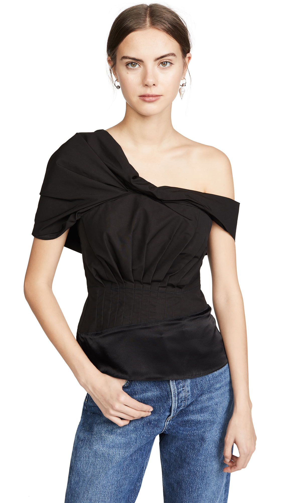 Buy 3.1 Phillip Lim online - photo of 3.1 Phillip Lim Side Shoulder Top