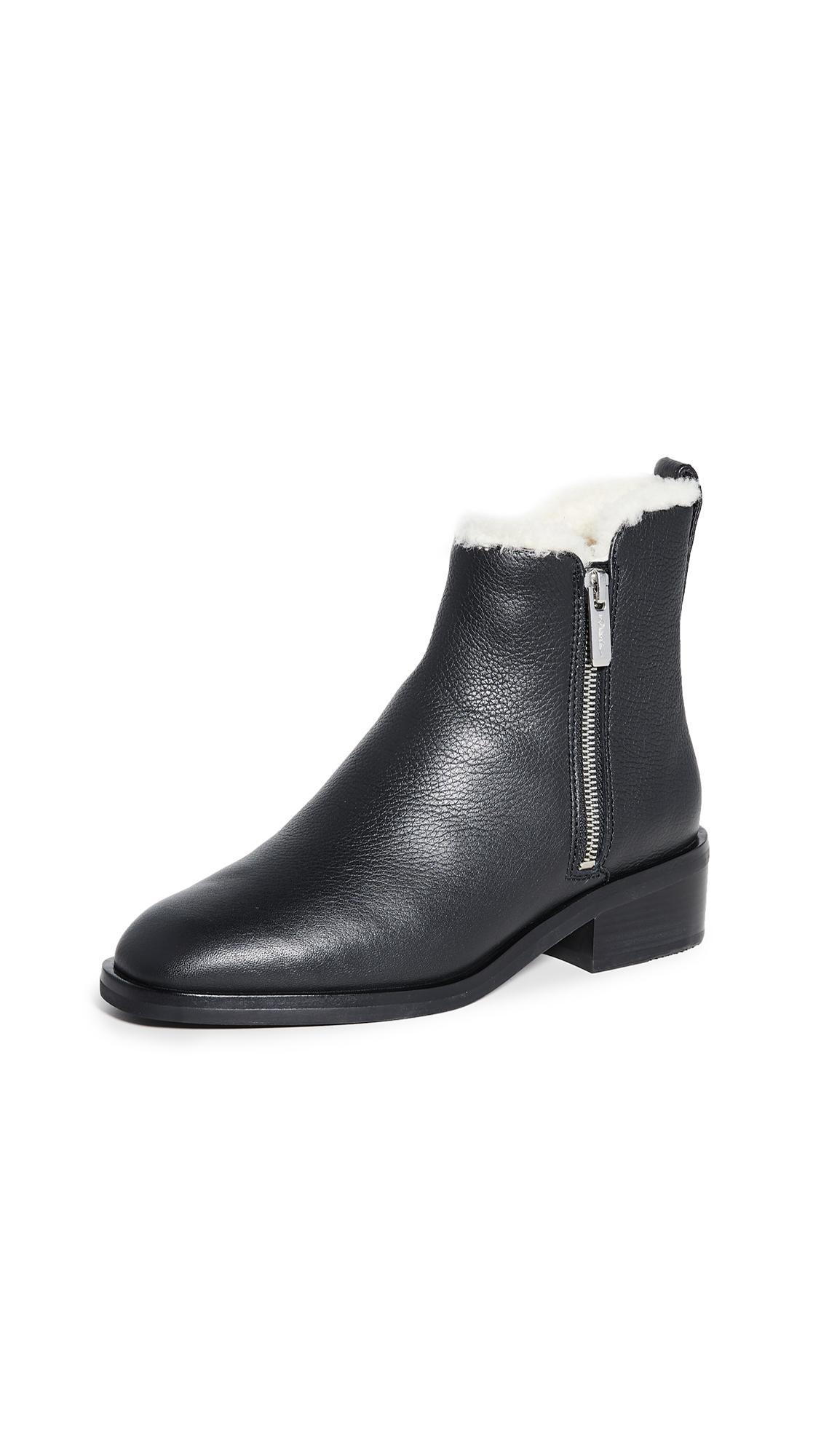 Buy 3.1 Phillip Lim Alexa 40mm Shearling Boots online, shop 3.1 Phillip Lim