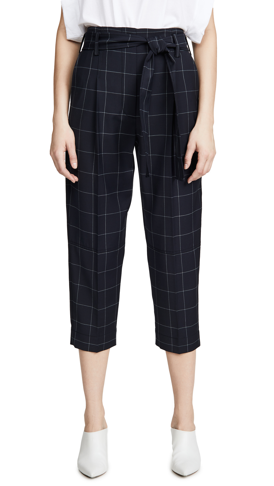 Buy 3.1 Phillip Lim online - photo of 3.1 Phillip Lim Windowpane Pants
