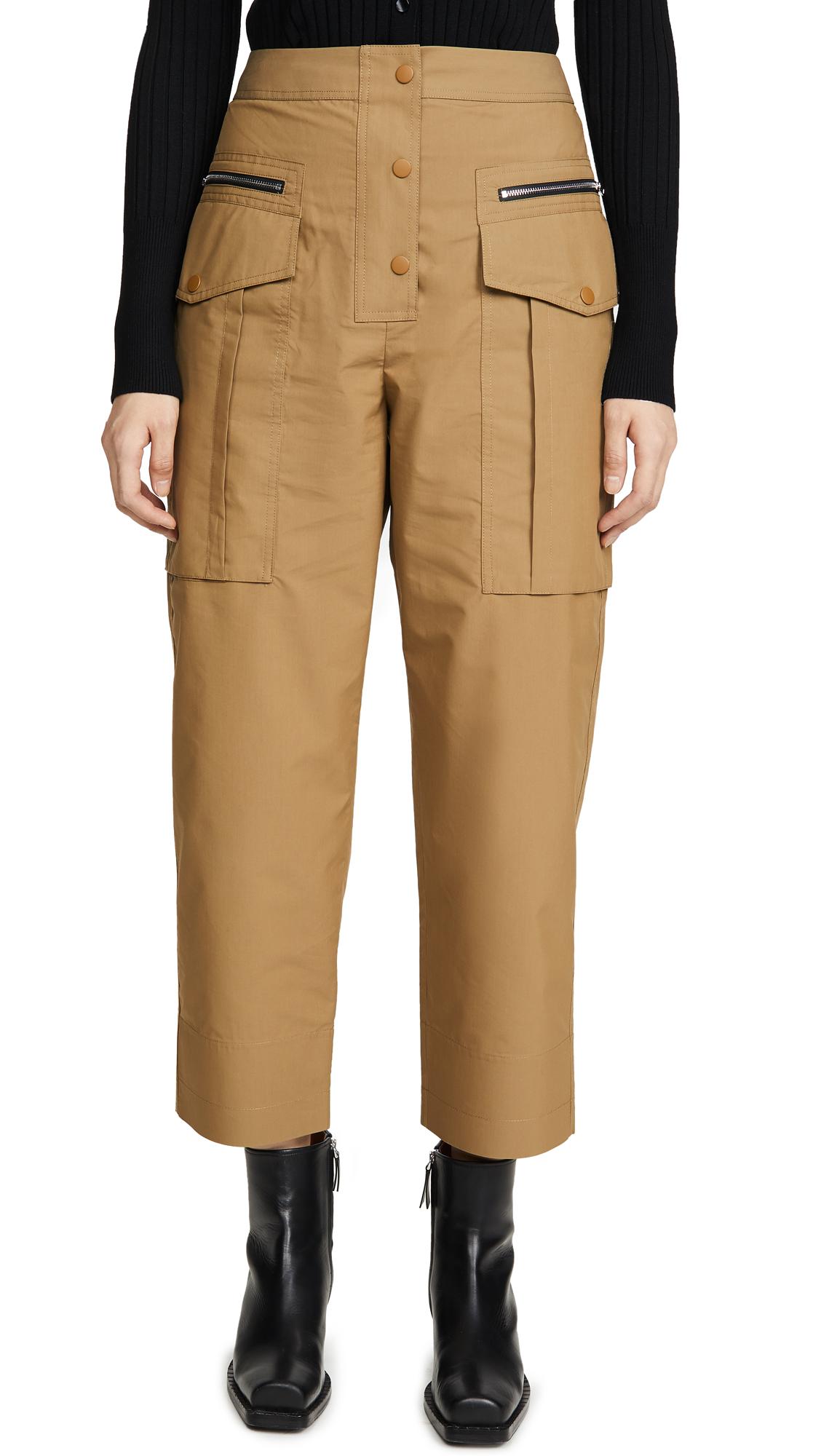 Buy 3.1 Phillip Lim online - photo of 3.1 Phillip Lim Snap Cargo Pants