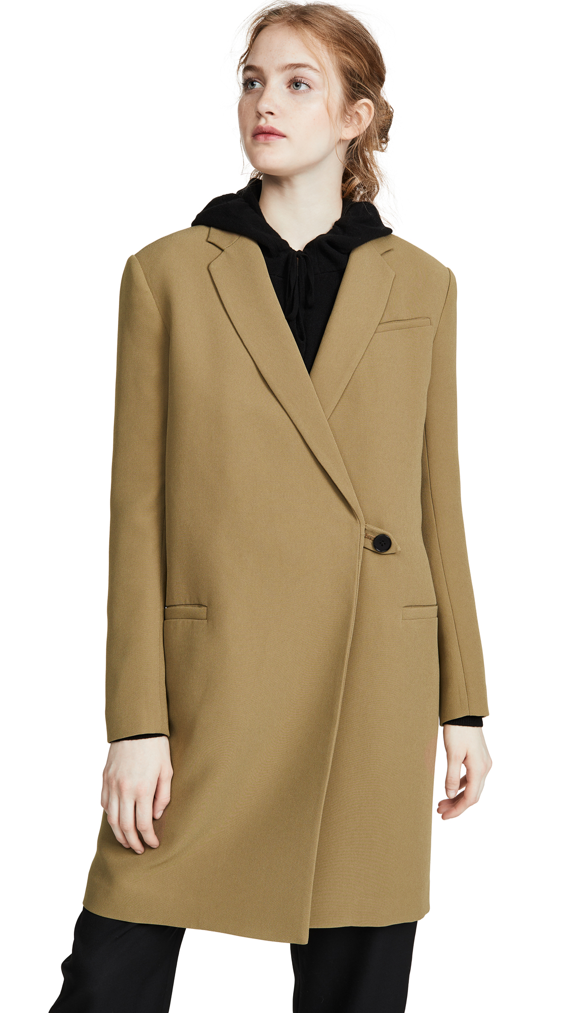 Buy 3.1 Phillip Lim Grandpa Coat online beautiful 3.1 Phillip Lim Clothing, Jackets