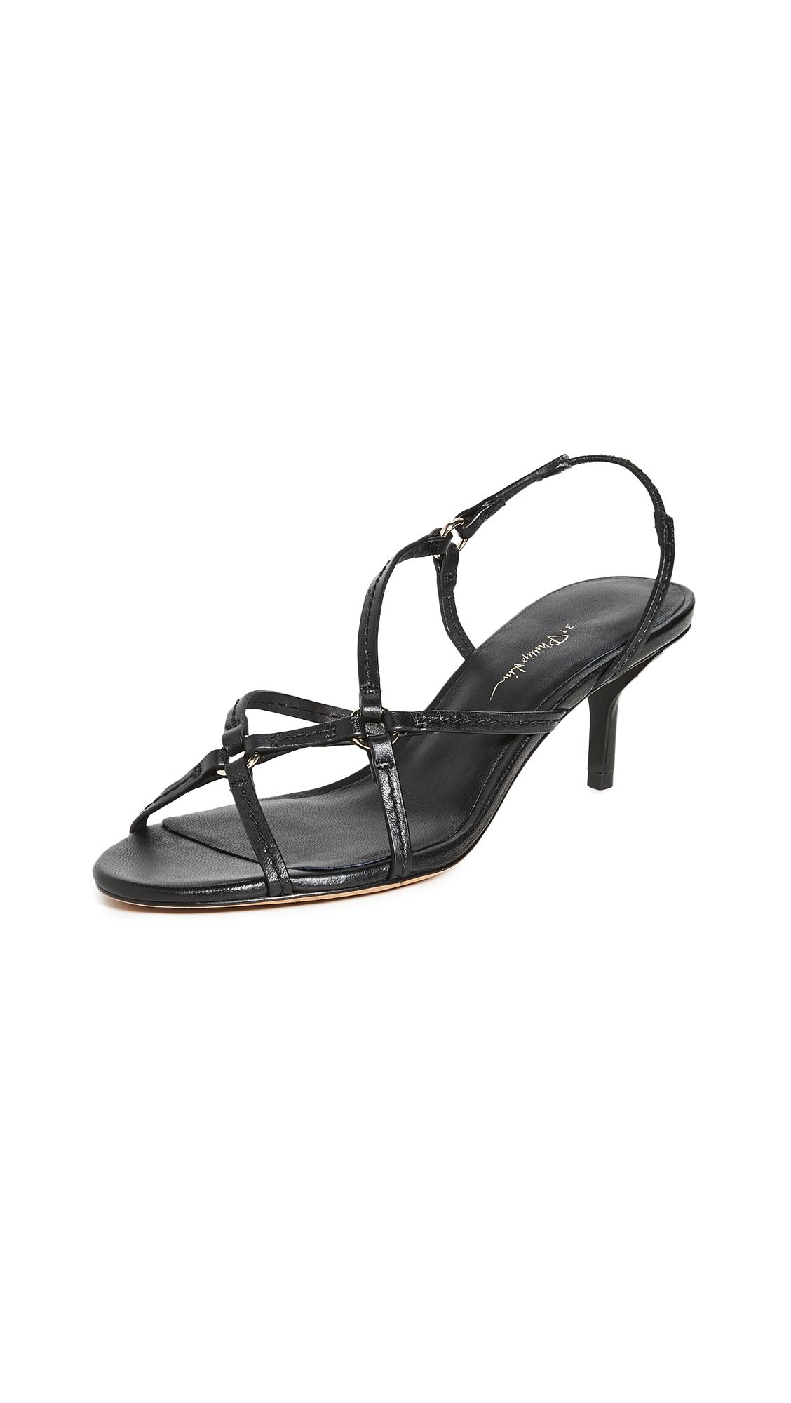 Buy 3.1 Phillip Lim Louise Strappy Sandals 60mm online, shop 3.1 Phillip Lim