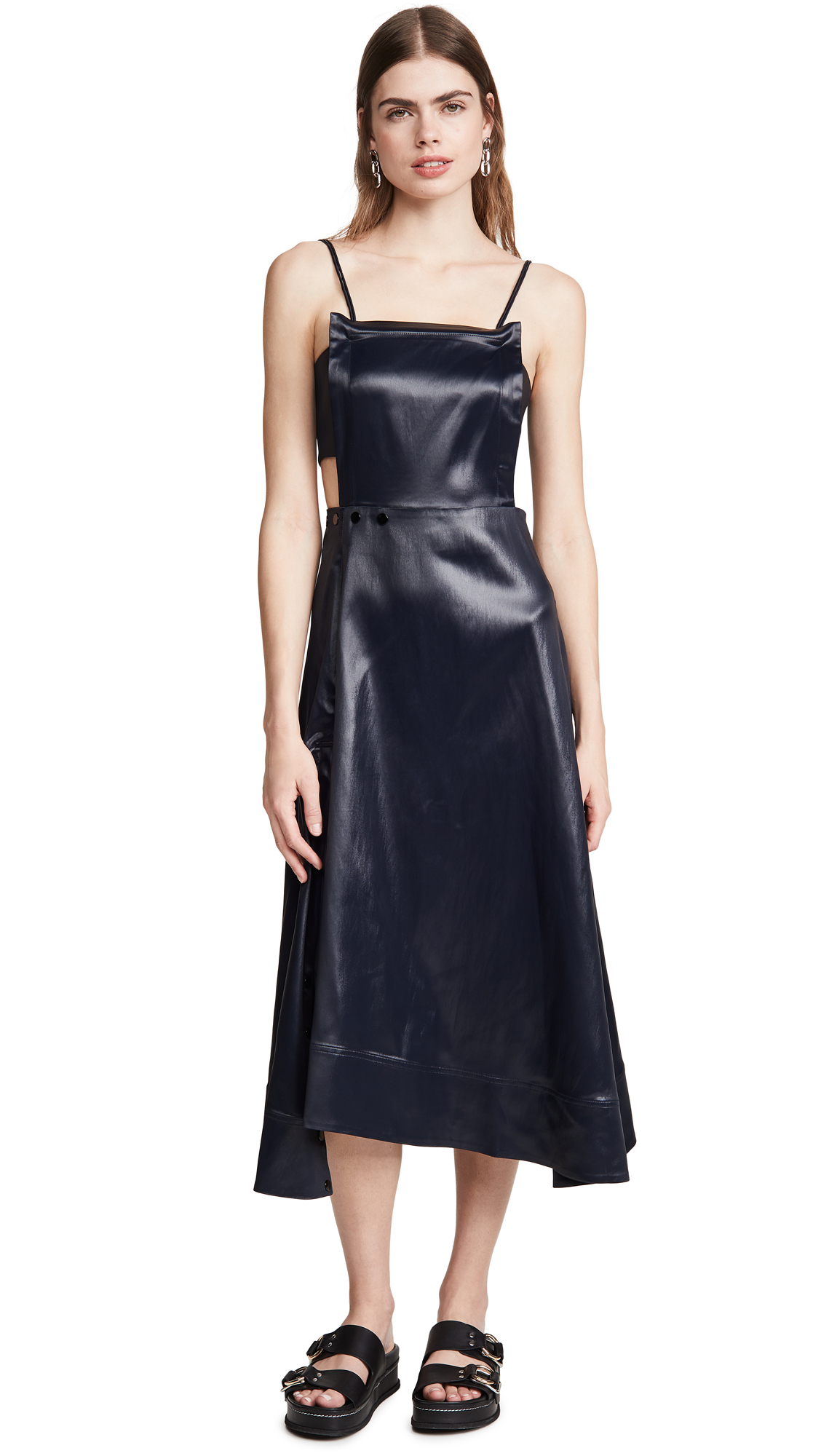 Buy 3.1 Phillip Lim Lacquered Cutout Dress online beautiful 3.1 Phillip Lim Clothing, Dresses