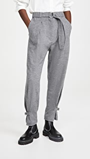 3.1 Phillip Lim Cinched Trousers
