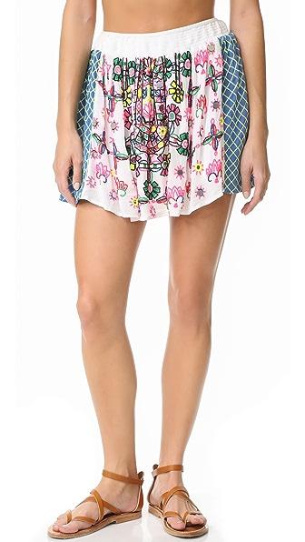Pia Pauro Miniskirt
