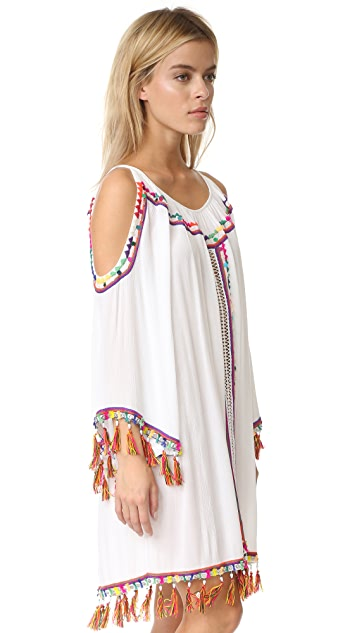Pia Pauro Cold Shoulder Cover Up