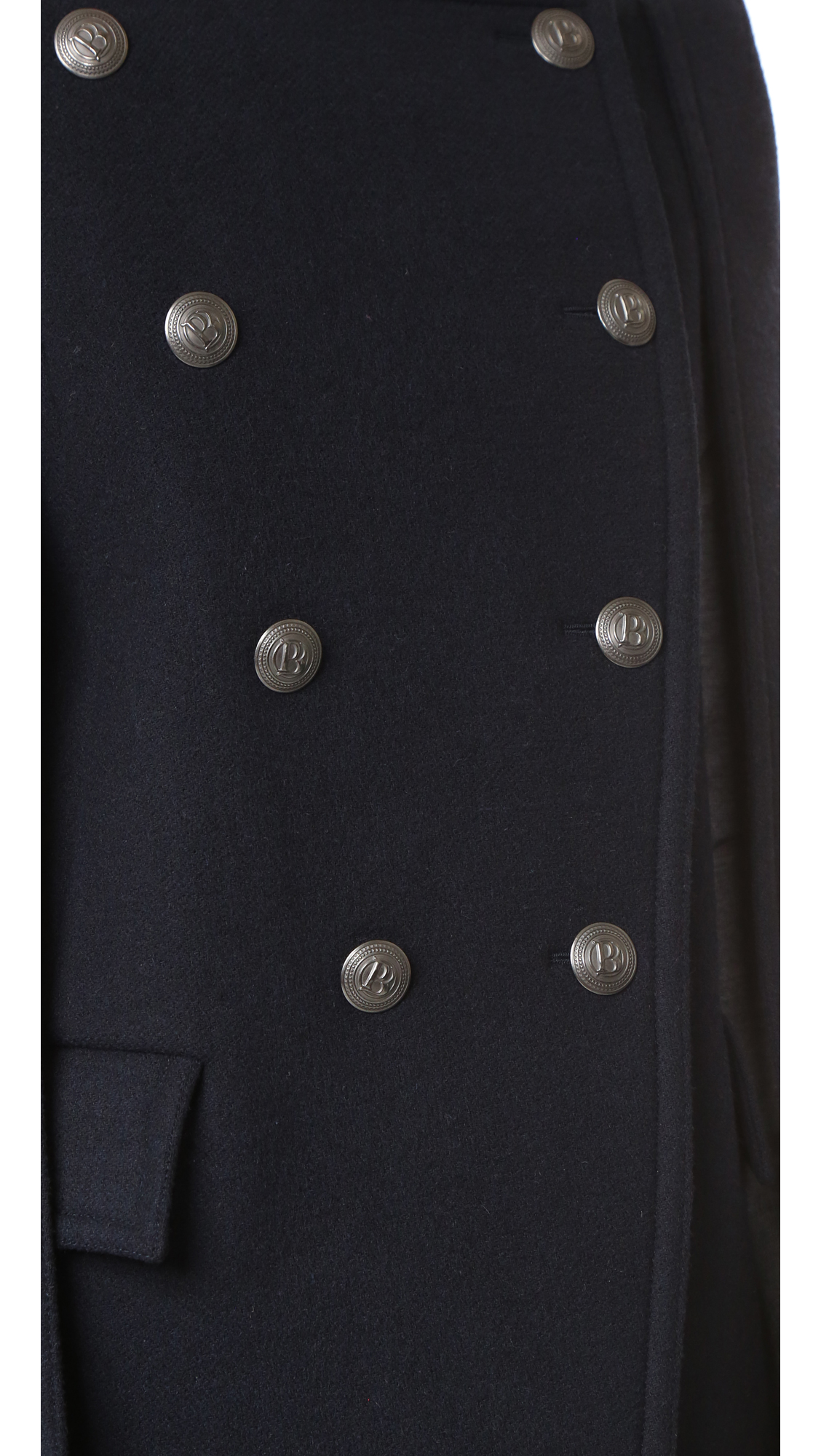 9188df0a Pierre Balmain Cape Coat | SHOPBOP