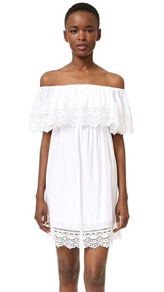 Pilyq Penelope Dress - White