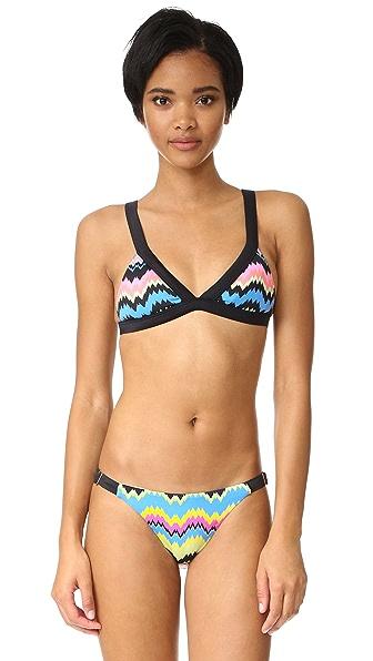 PilyQ Clara Bikini Top