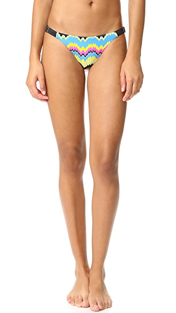 PilyQ Clara Bikini Bottoms