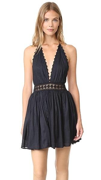 PilyQ Celeste Dress - Black