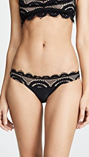 PQ Swim Lace Banded Bikini Bottoms