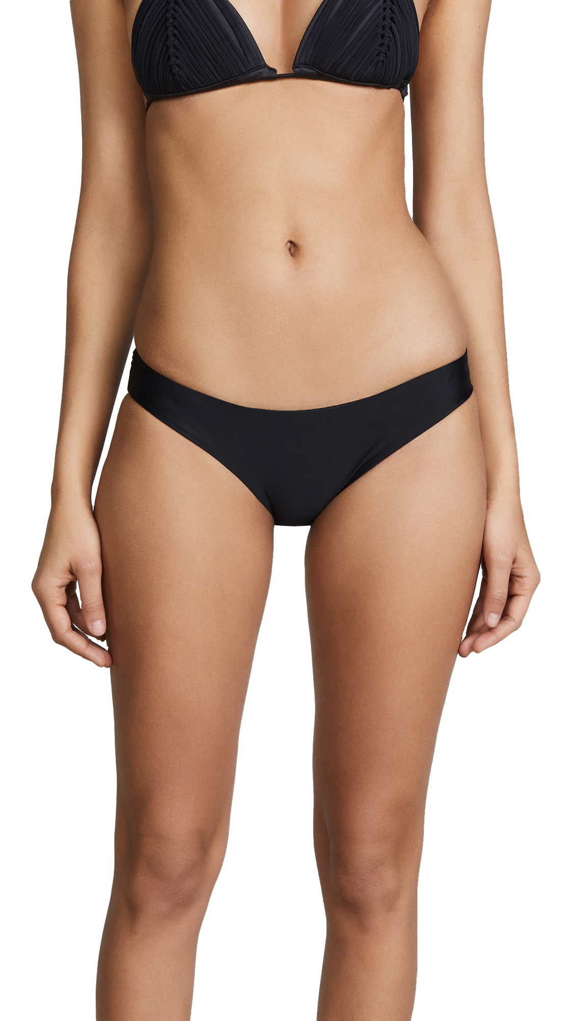 Buy PQ Swim online - photo of PQ Swim Basic Ruched Bikini Bottoms