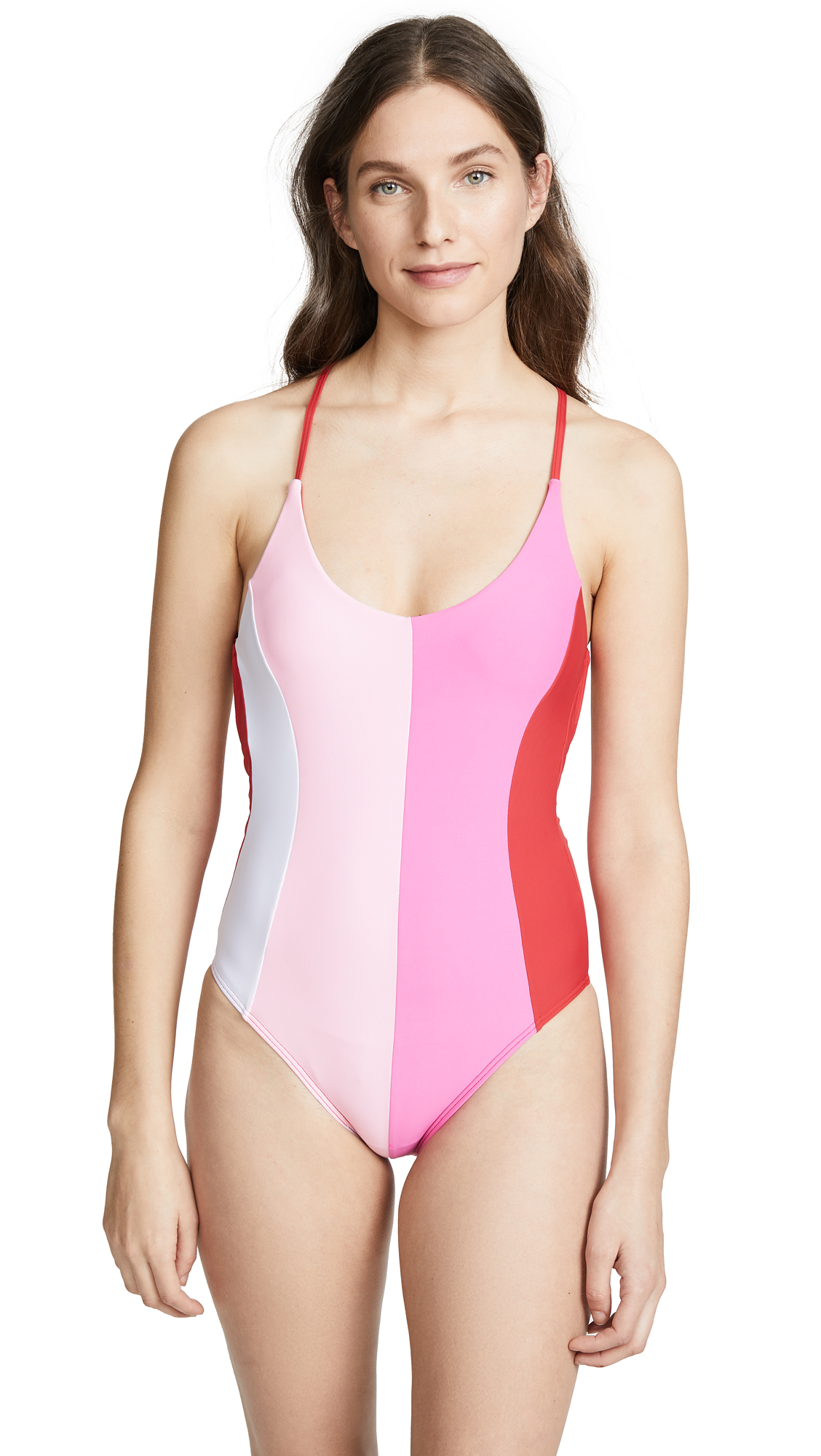 PilyQ Farrah One Piece Swimsuit