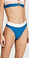 PQ Swim High Waisted Full Bikini Bottoms