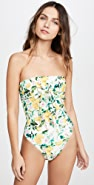 PQ Swim Multi Tie One Piece