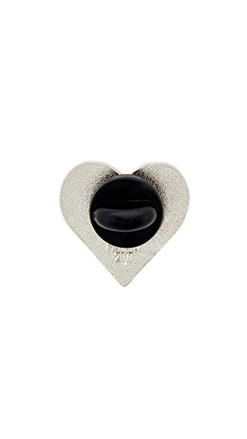Pintrill Heart PIn