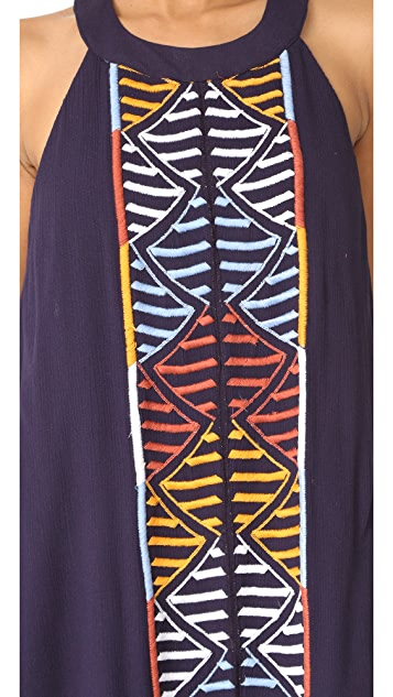 Piper Embroidered Dress