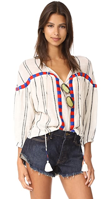 Piper Torquay Blouse
