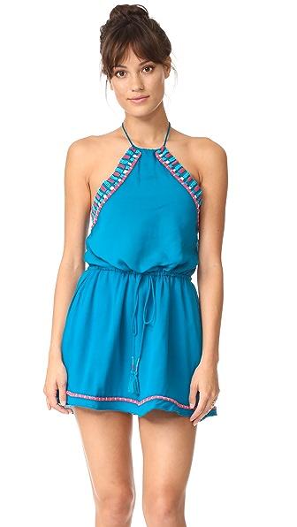 Piper Darwin Dress - Teal