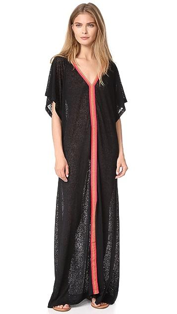 Pitusa sun maxi dress