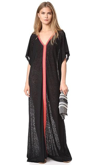 Pitusa Abaya Maxi Dress