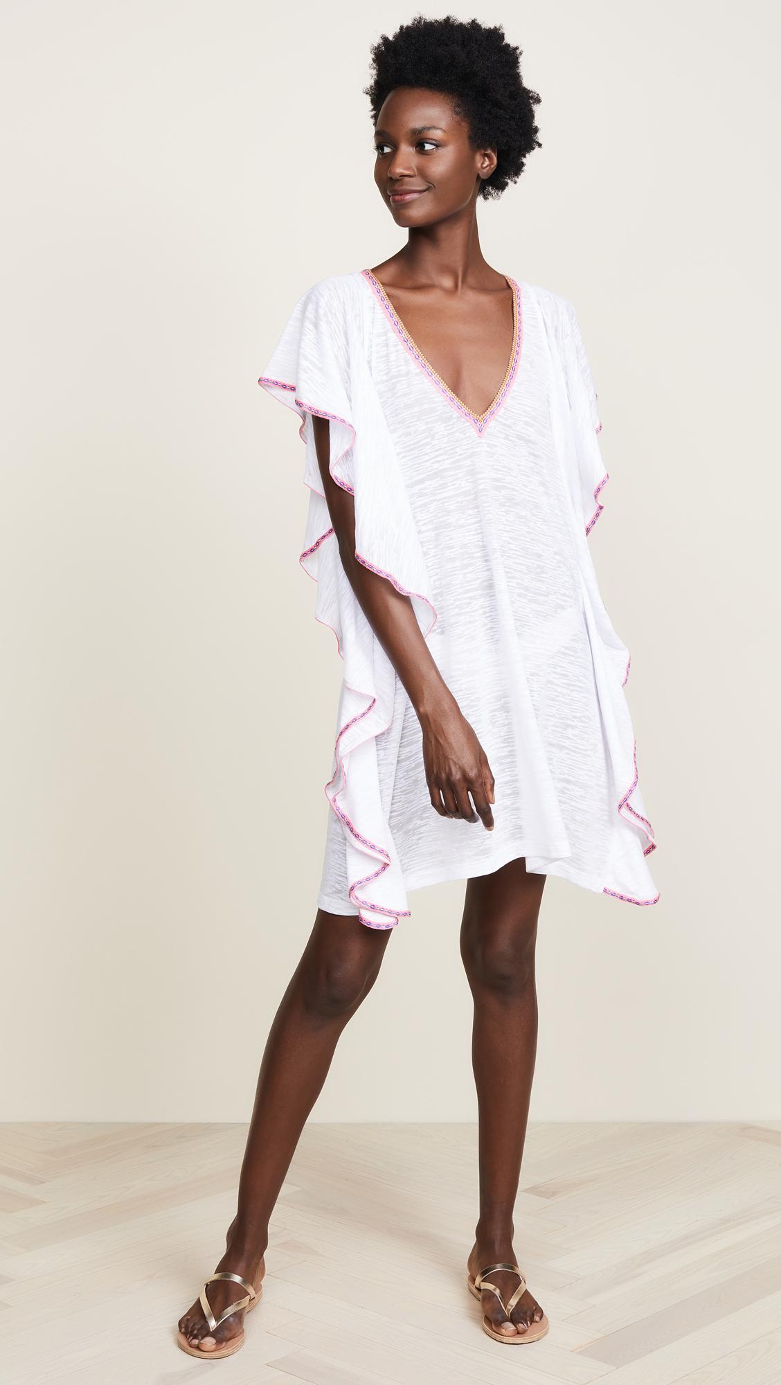 fd44436f21e Pitusa Flare Mini Dress