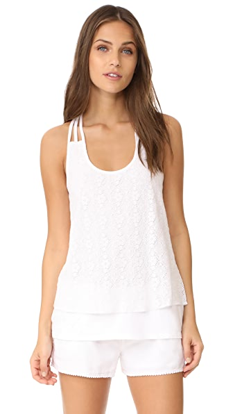 PJ Salvage White It Out Tank - White