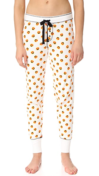 PJ Salvage Current Mood PJ Pants - Ivory