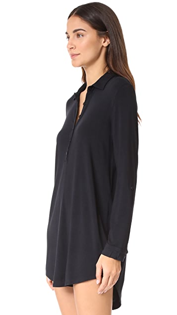 PJ Salvage Basic Sleep Shirt
