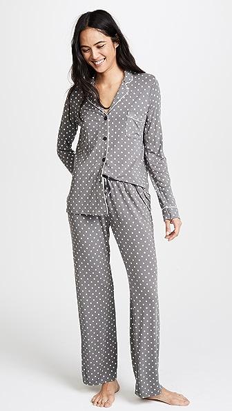 PJ Salvage Polka Dot Pajama Set